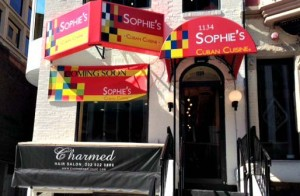 Sophie's Cuban Cuisine opened in Dupont recently. (Photo: Shannon Morgan)