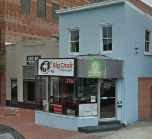 The Big Chair Cafe Coffee & Grill has closed. (Photo: Google Maps)