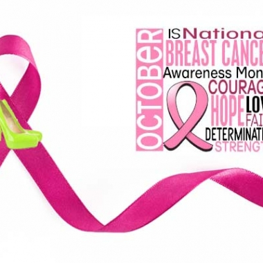 October is National Breast Cancer Awareness Month. (Illustration: Mark Heckathorn/DC on Heels)