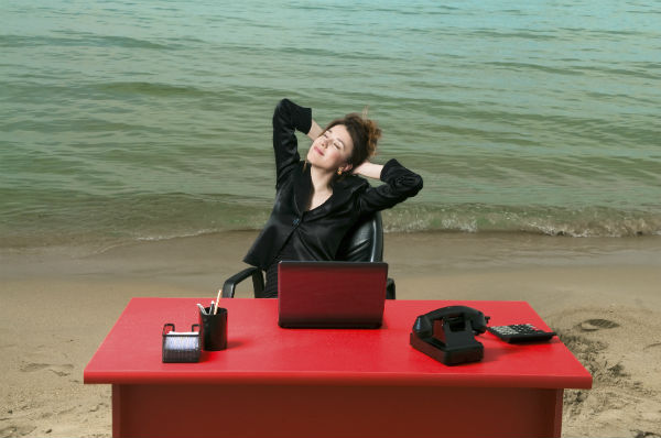Stressed or overworked? Take time to relax and protect your health. (Photo: iStockphoot)