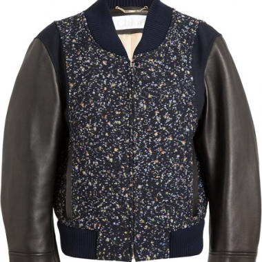 Chloe Bomber Jacket (Photo; Chloe)