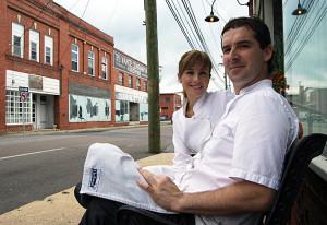John and Karen Urie Shields (Photo: Beall+Thomas)