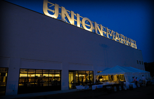 Union Market hosts Snallygaster beer festival for the discerning guzzler. (Photo: Union Market)