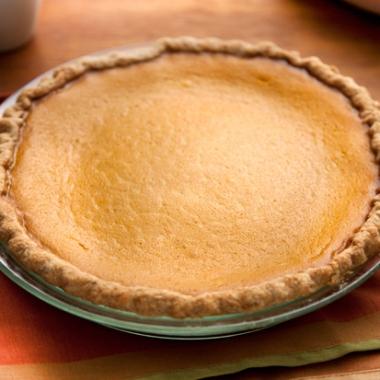 Pumpkin pie (Photo: Chow)