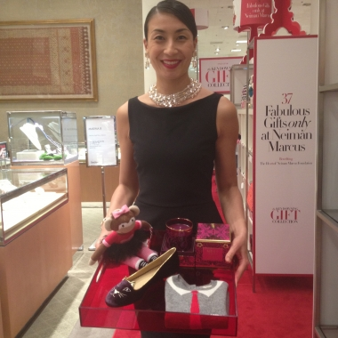 Ken Downing's Holiday Shop at Neiman Marcus, (Photo: Erica Moody/DC on Heels)