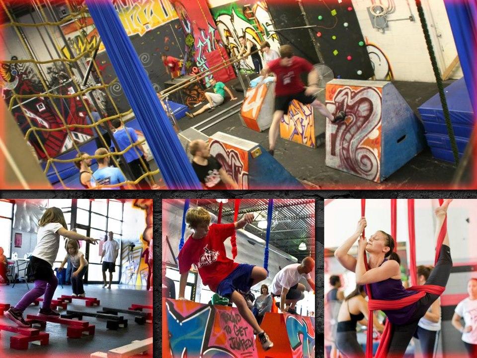 Urban Evolution Gym (Photo: Urban Evolution/Facebook)