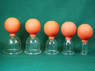 Micro cups for facial massage (Photo: beautifulonraw.com)