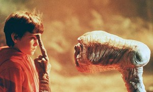 The final scene from E.T. The Extra Terrestrial (Photo: Amblin Entertainment)