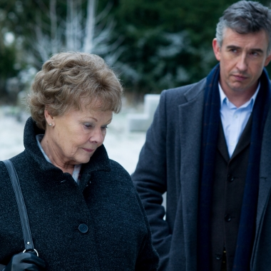 Judi Dench and Steve Coogan in Philomena. (Photo: BBC Pictures)
