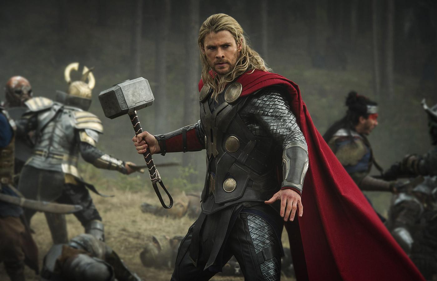 Chris Hemsworth stars as Thor. (Photo: Marvel)