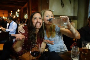 Movember raises money for prostate and testicular cancer research. (Photo: Tiffany Newmann/Facebook)