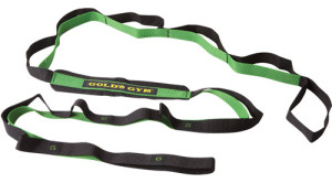 The Gold's Gym Stretch Assist Strap (Photo: Gold's Gym)
