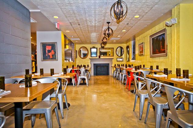 Urban Butcher's dining room (Photo: Urban Butcher)