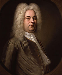 A painting of composer George Frederic Handel by Balthasar Denner (Photo: Wikipedia)