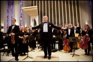 The Washington Bach Consort's Christmas performance (Photo: Washington Bach Consort)