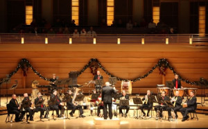 The Washington Symphonic Brass (Photo: National Philharmonic)