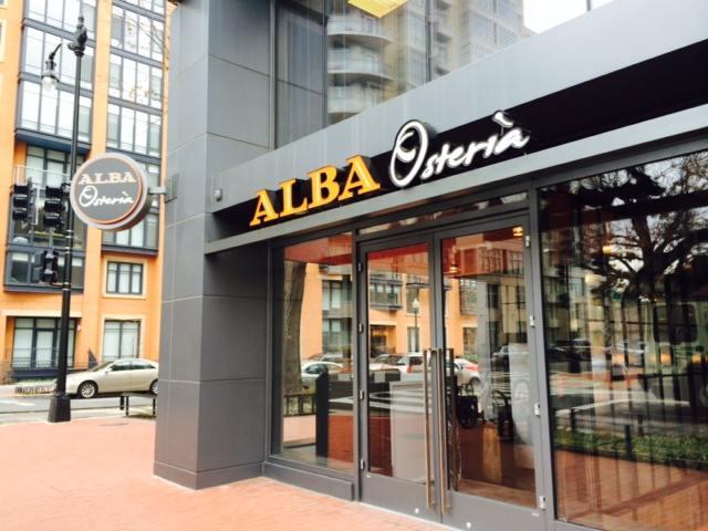 Alba Osteria (Photo: Urban Living)