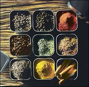 Curry spices (Photo: Seattle Times)