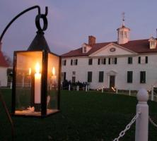 Christmas at Mount Vernon. (Photo: Mount Vernon)