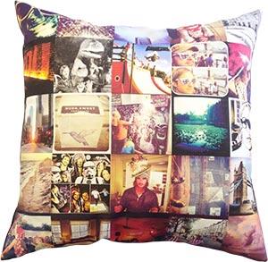 The original Stitchagram Throw Pillow made in D.C. (Photo: Stitchagram)