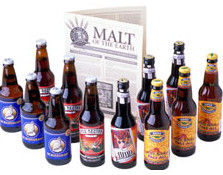 A monthly selection of the U.S. Microbrew Beer Club (Photo: Monthly Clubs)