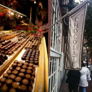 Give a chocolate tour of U Street, Dupont Circle or Georgetown. (Photo: Cloud 9 Living)