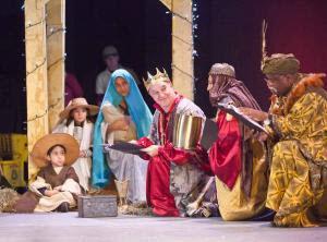 Three Kings Day Celebration (Photo: GALA Theatre)