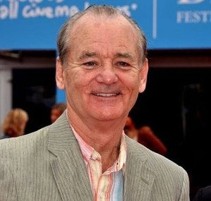 Bill Murray in 2011 (Photo: Georges Biard)
