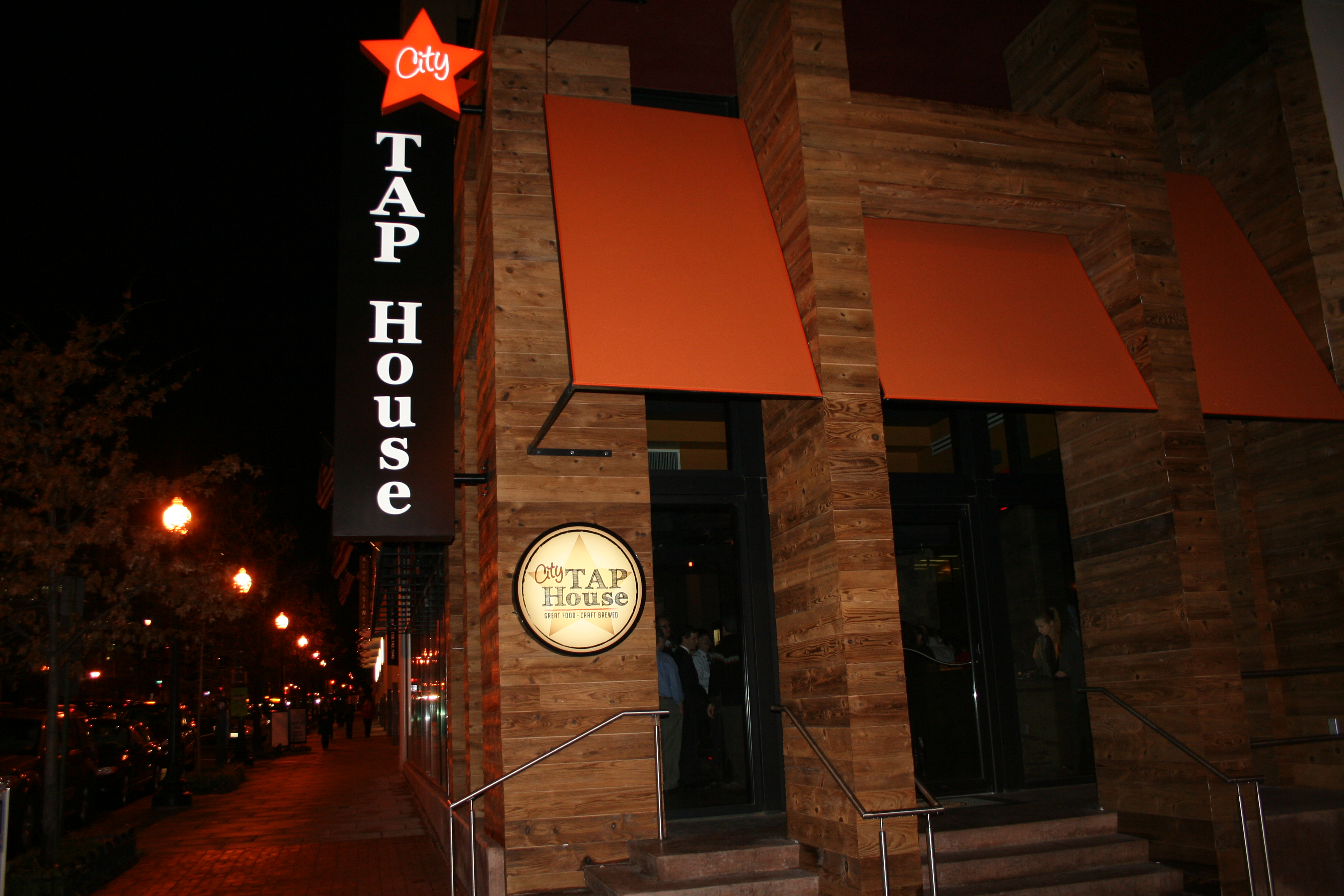Great City Tap House Opened In December In The Old 901 Restaurant U0026 Bar Space. (