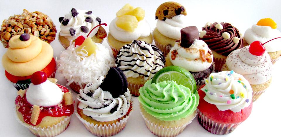 Cupcakes (Photo: Cupcake Mojo)