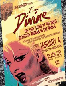 I Am Devine (Graphic: Black Cat)