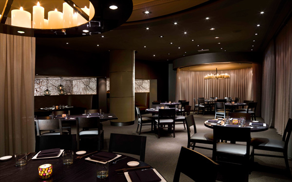 Head over to Thomas Circle for some modern Asian cuisine at Zentan. (Photo: Bloomspot)