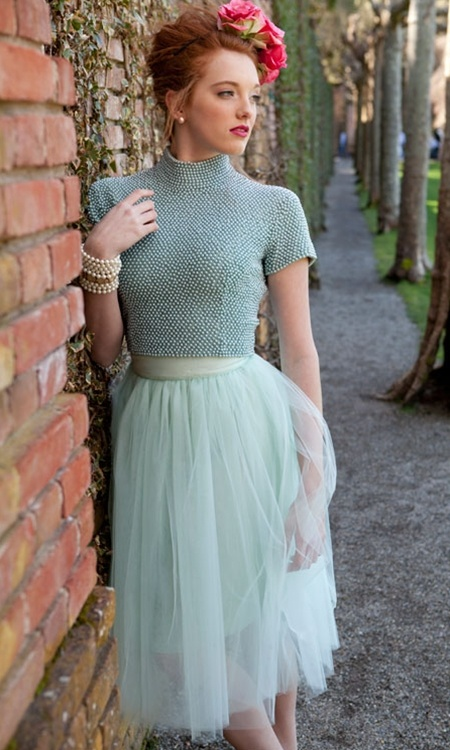 Shabby Apple Bloom Skirt $78 (Photo: Shabby Apple)