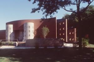 The Anacostia Community Museum (Photo: Smithsonian Institution)