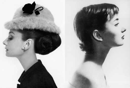 Audrey Hepburn's long, elegant neck (Photo: Getty Images/Condé Nast Archives)