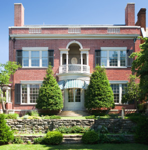 The President Woodrow Wilson House (Photo: Todd A. Smith)