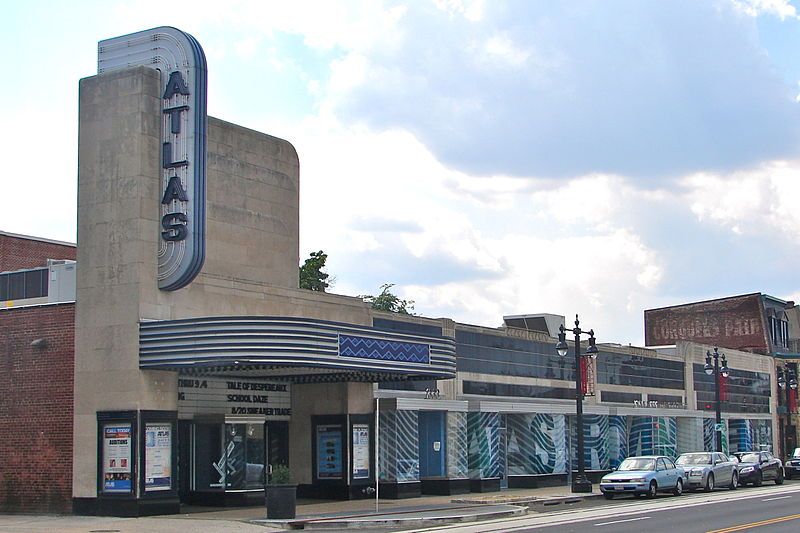 The Atlas Performing Arts Center (Photo: Wikipedia)