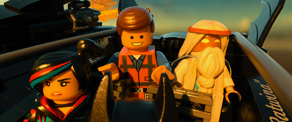 The Lego Movie (Photo: Warner Brothers)