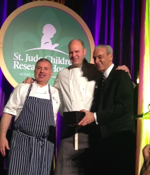 Wolfgang Puck's The Source restaurant took home the attendee favorite trophy (Photo: Richard Barry/DC on Heels)