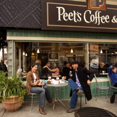 Can Peet's compete in the coffee date competition? (Photo: Fun Cheap SF)