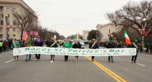The 2013 D.C. St. Patrick's Parade (Photo: St. Patrick's Parade Committee of Washington, D.C.)