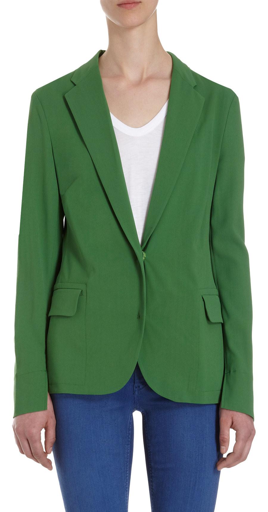 Acne blazer, $159 (Photo: Barney's)