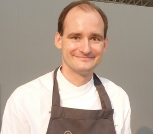 Alex Malaise is the new pastry chef at Et Voila! (Photo: Culinaria)