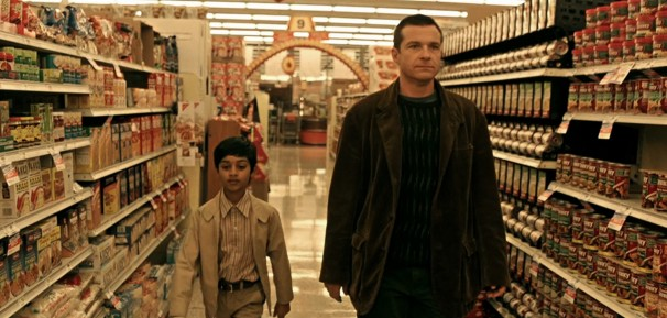 "Rohan Chand (left) and Jason Bateman star in ""Bad Words."" (Photo: Focus Features)"