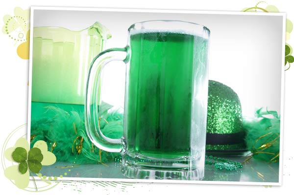 Green beer will flow Monday at many area restaurants and pubs for St. Patrick's Day. (Photo: coupons.com)
