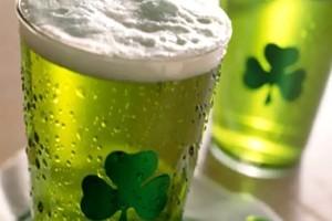 Green beer (Photo: Tuscon Foodie)