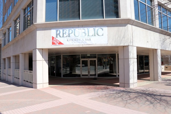Republic Kitchen and Bar has opened in Ballston. (Photo: ARLnow)