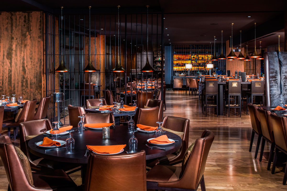 Toro Toro is Richard Sandoval's version of a Pan Latin steakhouse (Photo: Toro Toro)