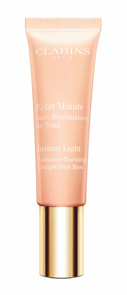 Clarins Instant Light Radiance Boosting Complexion Base (Photo: Clarins)