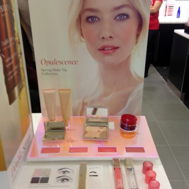 Clarins 2014 Spring Collection